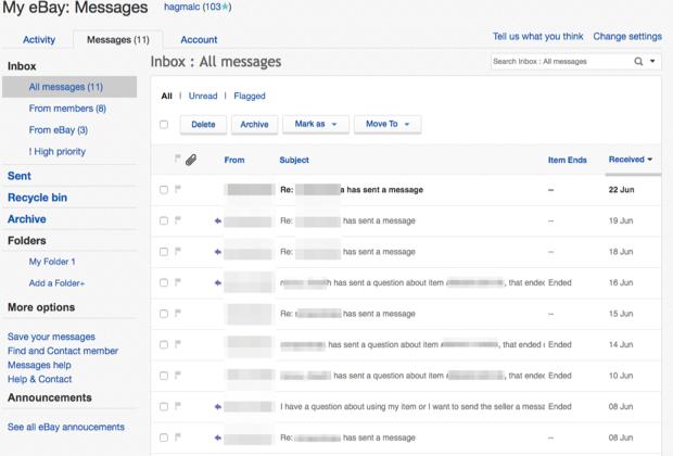 My eBay UI/UX Teardown & Redesign | Duncan Malcolm | Product